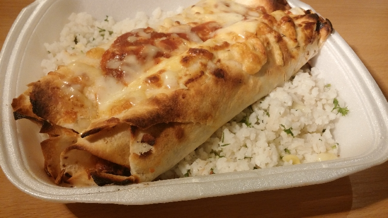 American Pizza – Csirkés Quesadillas