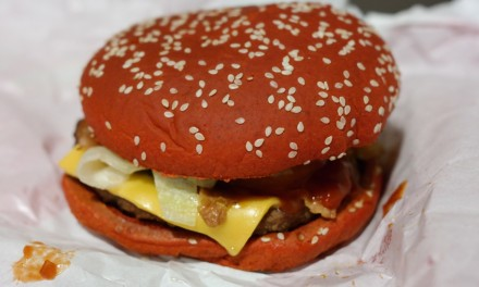Burger King – Angriest Whopper