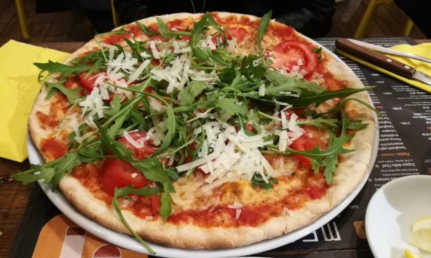 Al Dente – Capricciosa pizza