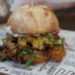Bamba Marha Burger Bár – Chopped-Cheese burger