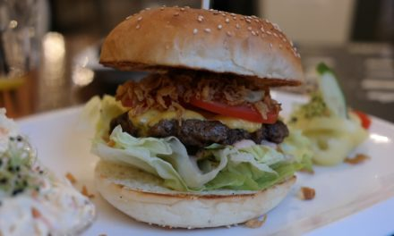 Cafe Five – Füstös Burger