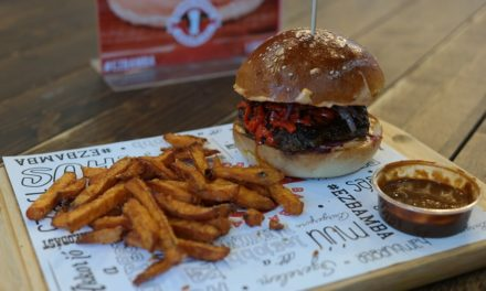 Bamba Marha – Red Alert burger